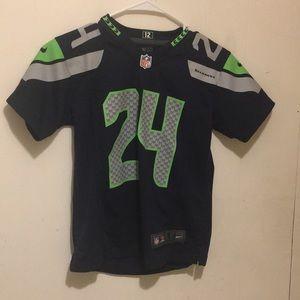 Seattle Sea Hawks NFL Jersey